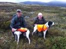 Jakt og prøver høst 2011